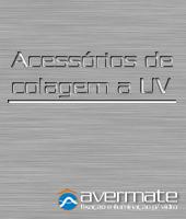 Acessórios de colagem a UV