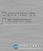 Suporte de Prateleiras